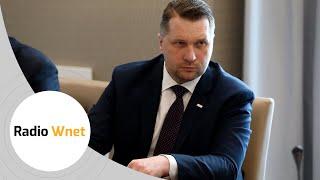 Prof. Czarnek: Jest potężny konflikt wewnętrzny w PO między Borysem Budką a Tomaszem Grodzkim