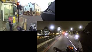preview picture of video 'GoPro Hero3 Black Edition—day vs night'
