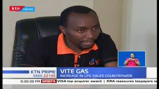 Why there is an increase in LPG sales in Kenya | VITE GAS