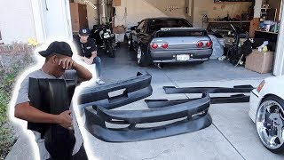Surprising My Best Friend With His Dream Body Kit! (Emotional)