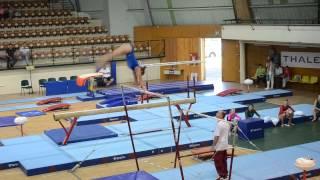 Tünde Csillag Uneven Bars EF - Hungarian Nationals 2014