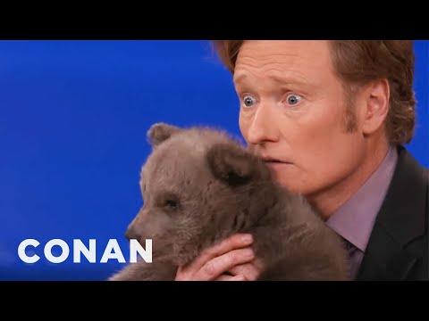 Zvířata u Conana O'Briena