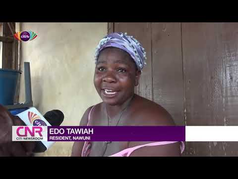 Nawuni residents call for help as their homes and farms remain submerged by floods | Citi Newsroom