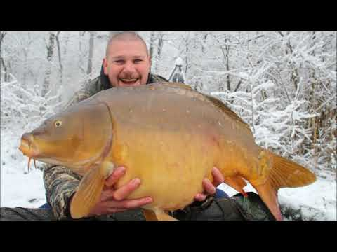 Winter Improvements & A Few Carp Too!, Mar 2018