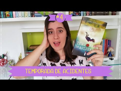 Temporada de Acidentes | Book Review | VEDA #4