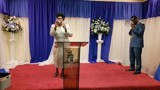 Apostle John Kimani William At MBCI, Boston On 21 September 2018