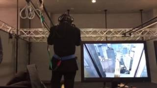 Fear of heights VR game