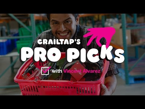 Vincent Alvarez | Crailtap Pro Picks