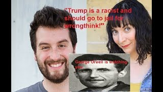 Rooster Teeth Has Gone Orwellian || Key Employees Call for Trump Imprisonment for Wrongthink