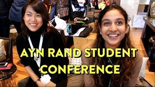 Join Us for Ayn Rand Student Conference 2018