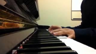 I Hate Love-Claude Kelly Piano