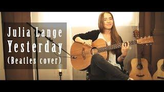 Julia Lange - Yesterday