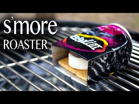 How to Make a S'mores Roaster
