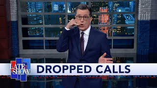 "After two problematic phone calls with world leaders, Donald Trump is in the worst trouble of his presidency. #Monologue #Impeachment #Colbert  Subscribe To ""The Late Show"" Channel HERE: http://bit.ly/ColbertYouTube For more content from ""The Late Show with Stephen Colbert"", click HERE: http://bit.ly/1AKISnR Watch full episodes of ""The Late Show"" HERE: http://bit.ly/1Puei40 Like ""The Late Show"" on Facebook HERE: http://on.fb.me/1df139Y Follow ""The Late Show"" on Twitter HERE: http://bit.ly/1dMzZzG Follow ""The Late Show"" on Google+ HERE: http://bit.ly/1JlGgzw Follow ""The Late Show"" on Instagram HERE: http://bit.ly/29wfREj Follow ""The Late Show"" on Tumblr HERE: http://bit.ly/29DVvtR  Watch The Late Show with Stephen Colbert weeknights at 11:35 PM ET/10:35 PM CT. Only on CBS.  Get the CBS app for iPhone & iPad! Click HERE: http://bit.ly/12rLxge  Get new episodes of shows you love across devices the next day, stream live TV, and watch full seasons of CBS fan favorites anytime, anywhere with CBS All Access. Try it free! http://bit.ly/1OQA29B  --- The Late Show with Stephen Colbert is the premier late night talk show on CBS, airing at 11:35pm EST, streaming online via CBS All Access, and delivered to the International Space Station on a USB drive taped to a weather balloon. Every night, viewers can expect: Comedy, humor, funny moments, witty interviews, celebrities, famous people, movie stars, bits, humorous celebrities doing bits, funny celebs, big group photos of every star from Hollywood, even the reclusive ones, plus also jokes."