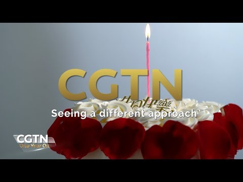 Faces of CGTN: Seeing a different approach