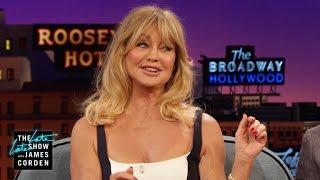 'Overboard' Interrupted Goldie Hawn & Kurt Russell's Lovemaking