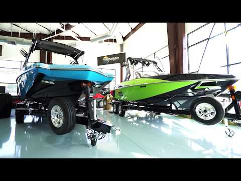Winning Combination + Waterski America & Malibu Boats