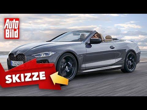 BMW 4er Cabrio (2020): Neuvorstellung - Zukunft - Design
