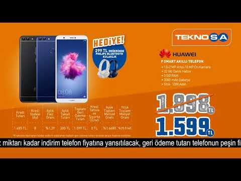 Teknosa Huawei TV Commercial Movie