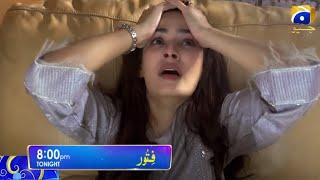 Fitoor   Hiba Bukhari  Episode 30    Har Pal Geo Dramas   Teaser   Promo   Review