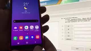 Samsung J600fn Root File