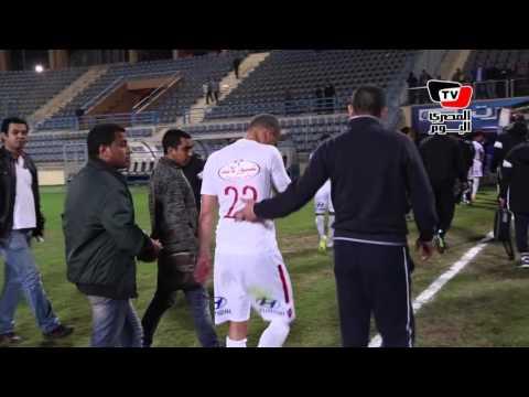 مرتضى منصور للاعبي الزمالك: لاعب «دجلة» فلوسه قد فلوسكوا كلكوا