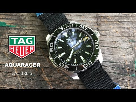 Tag Heuer Aquaracer - Does it deserve the hate?