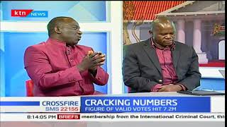 Crossfire: Cracking Numbers-  valid figures hits 7m