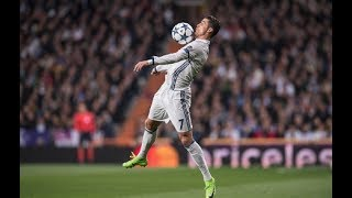 Cristiano Ronaldo 2016/17 -Dribbling/Skills/Runs- |HD|