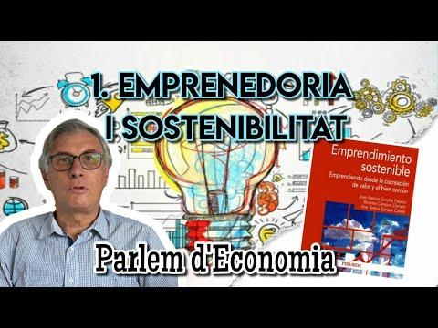 1 - Emprendimiento y Sostenibilidad[;;;]1 - Emprenedoria i Sostenibilitat[;;;]