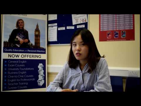 Korean Student Testimonial - English Subtitles