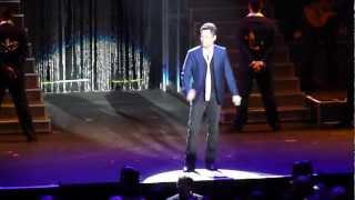 Donny Osmond Performing Yo-Yo