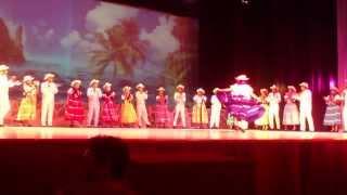 preview picture of video 'Retablos 2013 - Region Oaxaca Costa  / Pochutla'