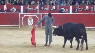 preview picture of video 'Festival Taurino Albacete 2015'