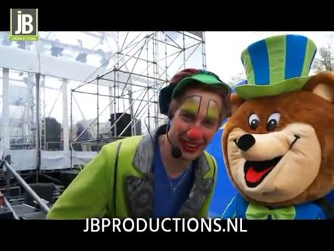 Video van Clown Dico de Goochelshow | Clownshow.nl