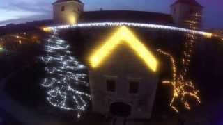 preview picture of video 'VÁRPALOTA Thury-vár 2014   (gopro HD)'