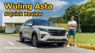 The $11,000 Wuling Asta Is The Cheapest SUV We've Ever Tested