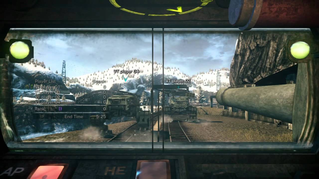 The Ever-Impressive New Steel Battalion Has 4-Player Co-op