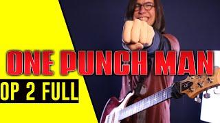 ONE PUNCH MAN Season 2 Opening Full - Seijaku No Apostle (COVER)
