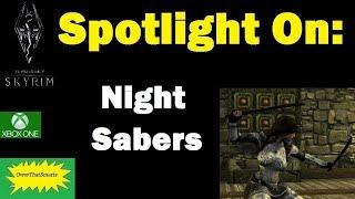 Skyrim (mods) - Hope - Spotlight On: Night Sabers