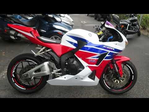 2013 Honda CBR®600RR in Sanford, Florida - Video 1