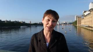 Caroline Lucas Mp On The Eu Referendum Result