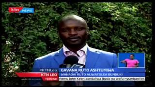 Gavana Ruto adaiwa kuwashambulia viongozi wa KMPDU huko Bomet