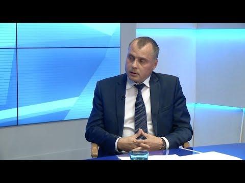 Министр ЖКХ Ростовской области Андрей Майер об энергосбережении при капитальном ремонте МКД.