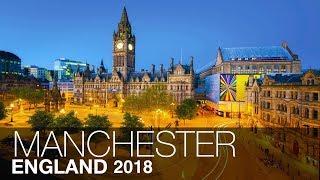 Manchester City UK 2018 | Walk Around Manchester City March 2018