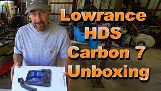 Lowrance hds 7 carbon