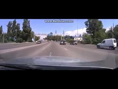 подборка ДТП с видеорегистратора.compilation of accidents DVR