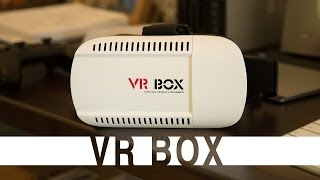 VR Box | iPhone Virtual Reality with Game Controller | Review