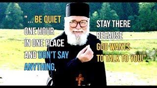 Stop the Noise: Be Quiet & Listen