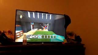 My first video in minecraft